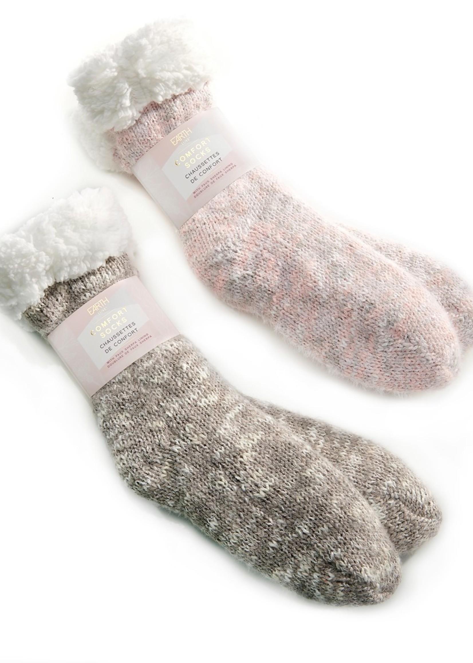 Comfort Reading Socks