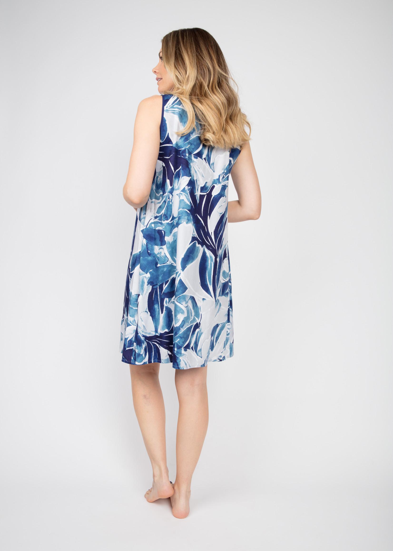 Cyberjammies Cyberjammies Ellie Floral Print Nightgown