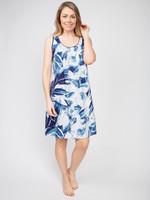 Cyberjammies Ellie Floral Print Nightgown