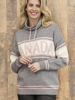 Parkhurst Canada Sweater Funnel Neck