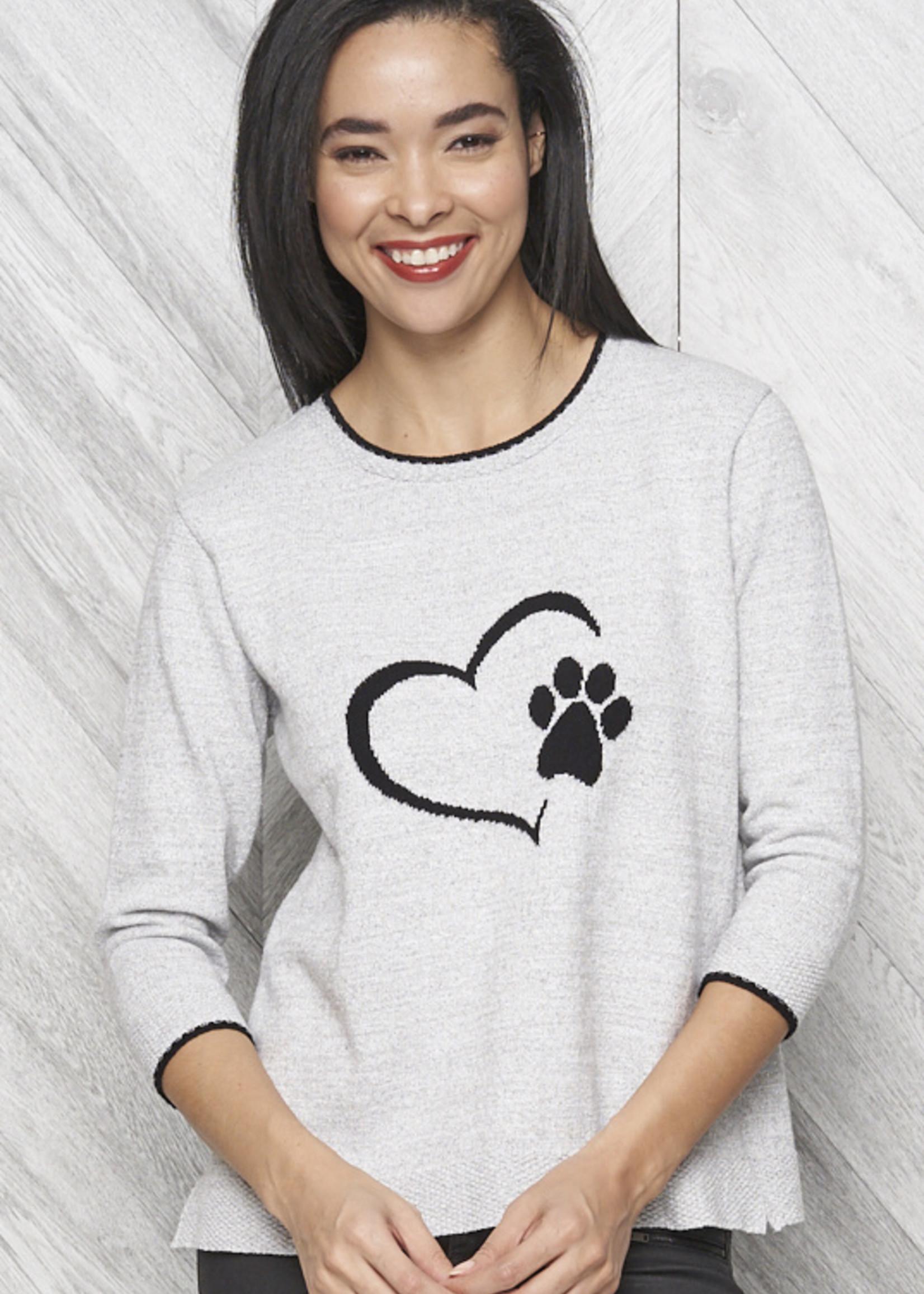 Parkhurst Parkhurst I Love My Pet Cotton Pullover