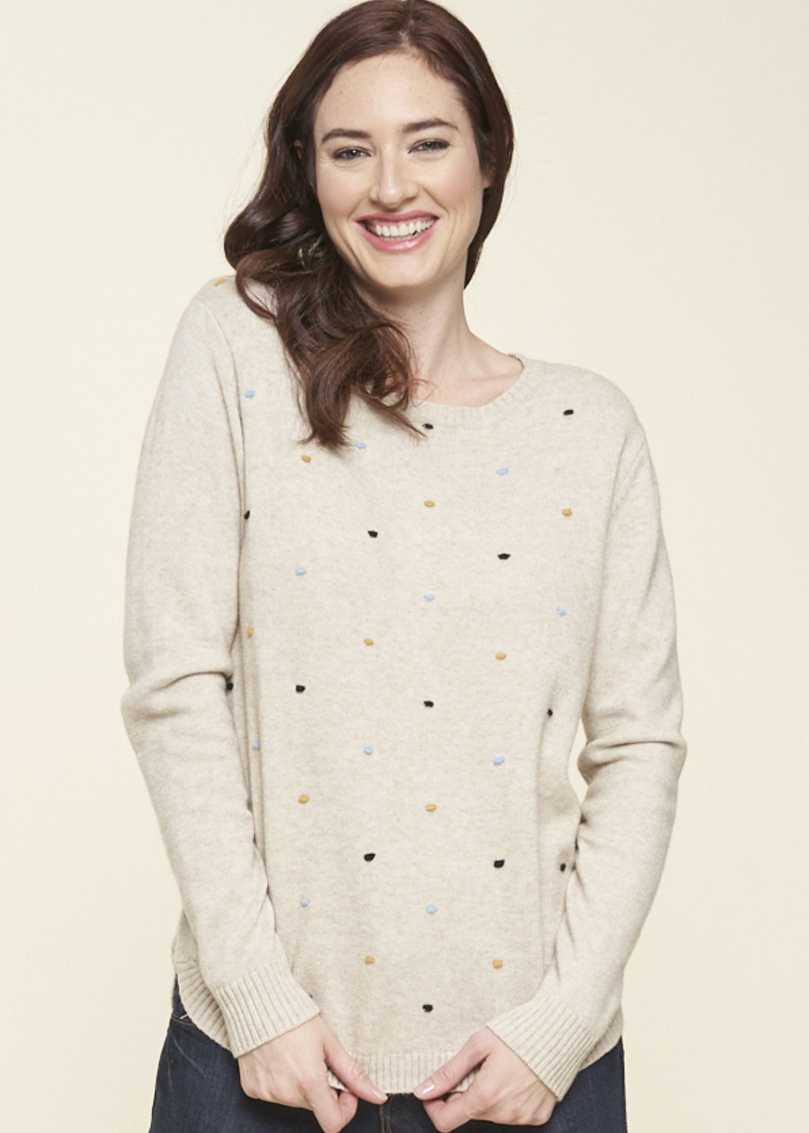Parkhurst Parkhurst Crew neck Pullover Sweater