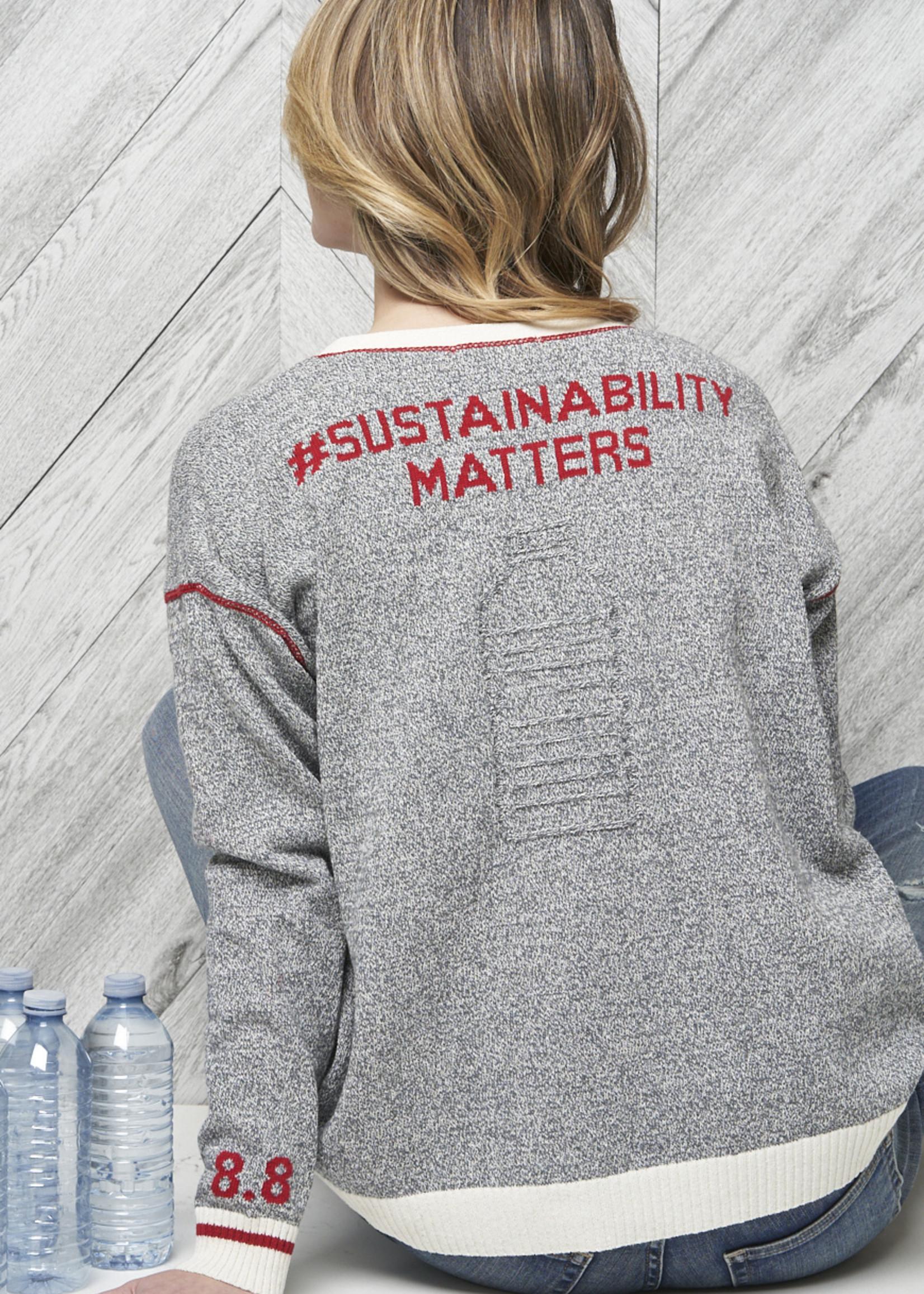 Parkhurst Parkhurst Sustainably Matters  Pullover Sweater