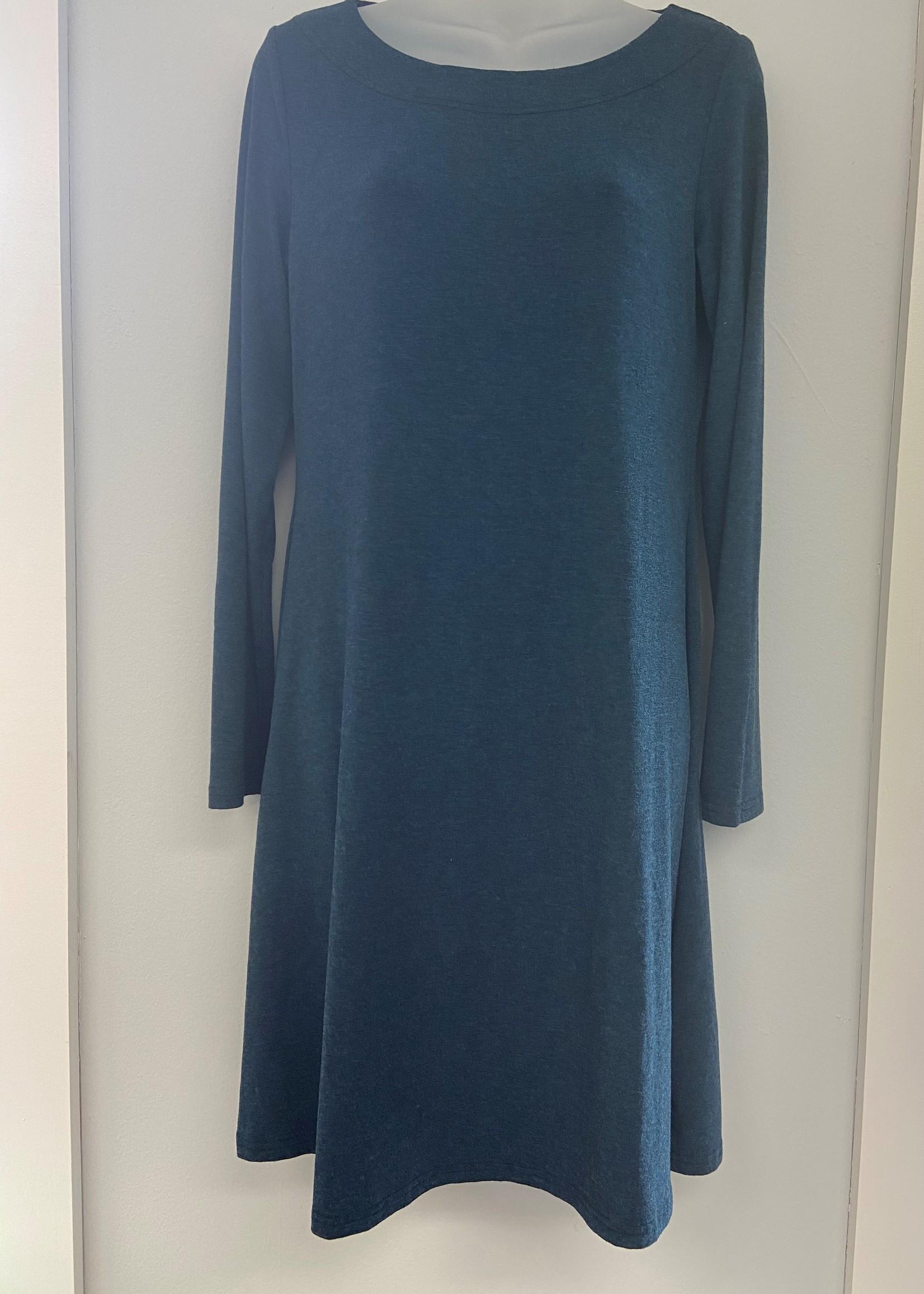 Kellyn Kellyn Long-Sleeve Tunic Dress