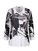 Dolcezza 2Fer Blouse/Printed Top