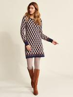 Hatley Knit Jacquard Dress