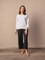 Habitat Boxy Sweater w/ Basket weave Design
