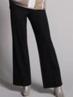 Picadilly Black Wide Leg Pant