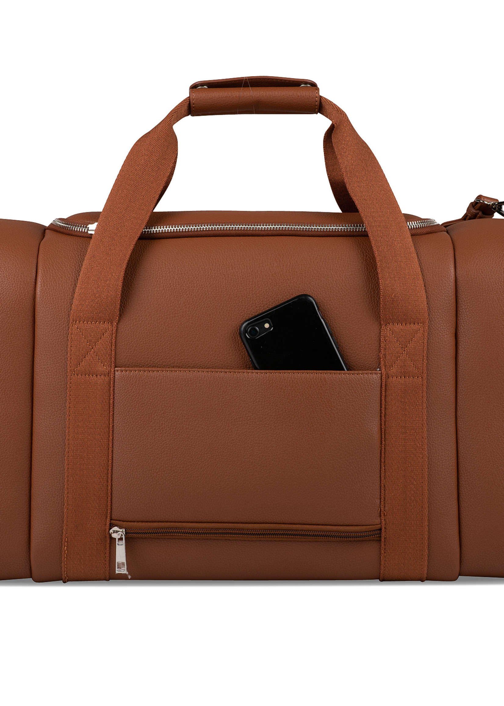 Lambert The SIDNEY Vegan Leather Multifunctional Unisex Bag