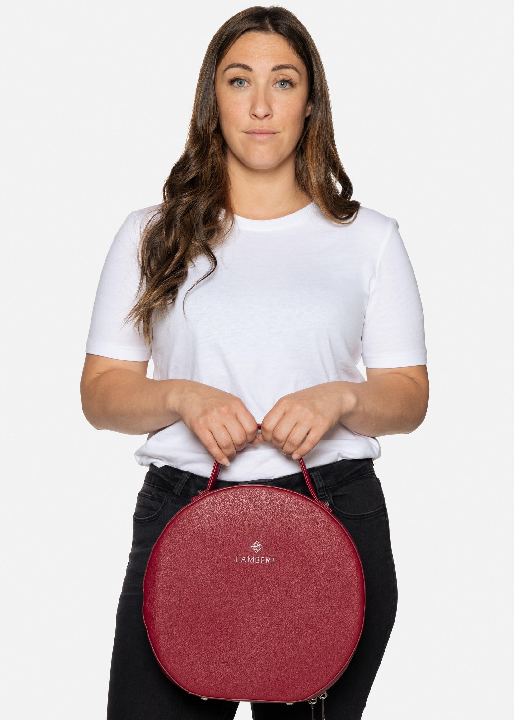 Lambert The OLIVIA Lambert Vegan Leather Multifunctional Bag