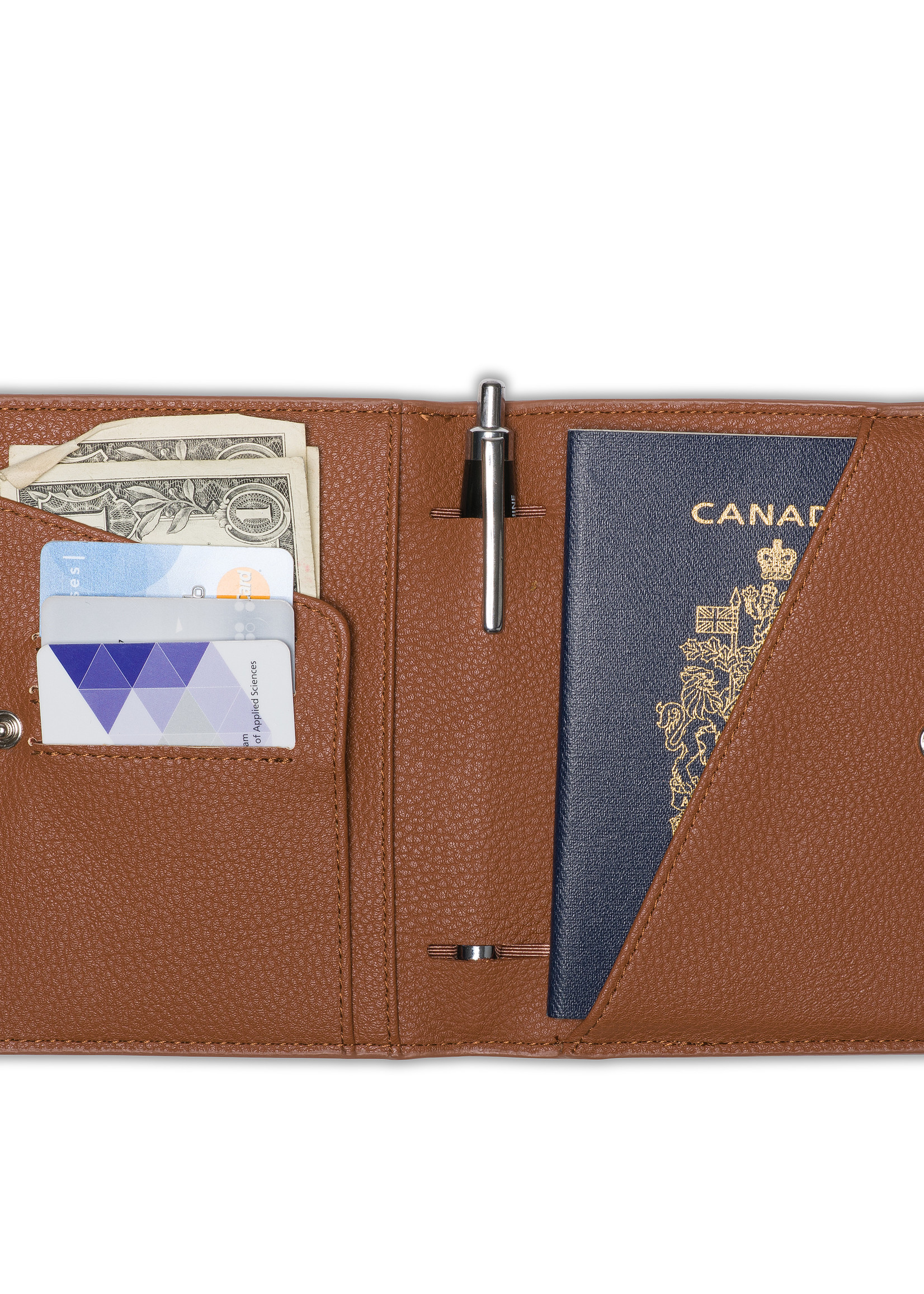 Lambert The CLARA - Vegan Leather Unisex Travel Accessory