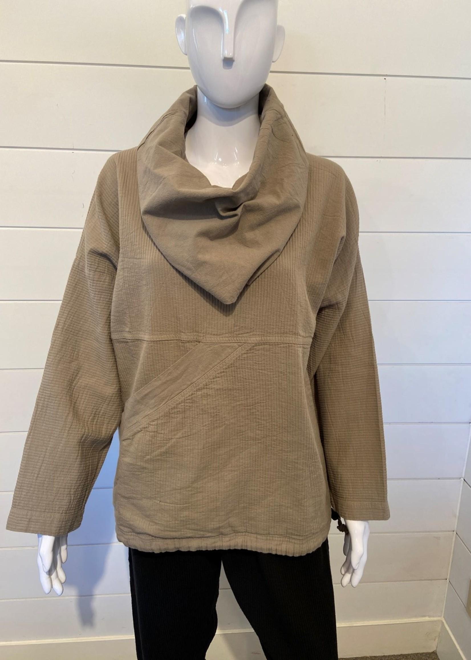 Ezze Wear Ezze Wear Pullover Cowl with Oversize Pocket