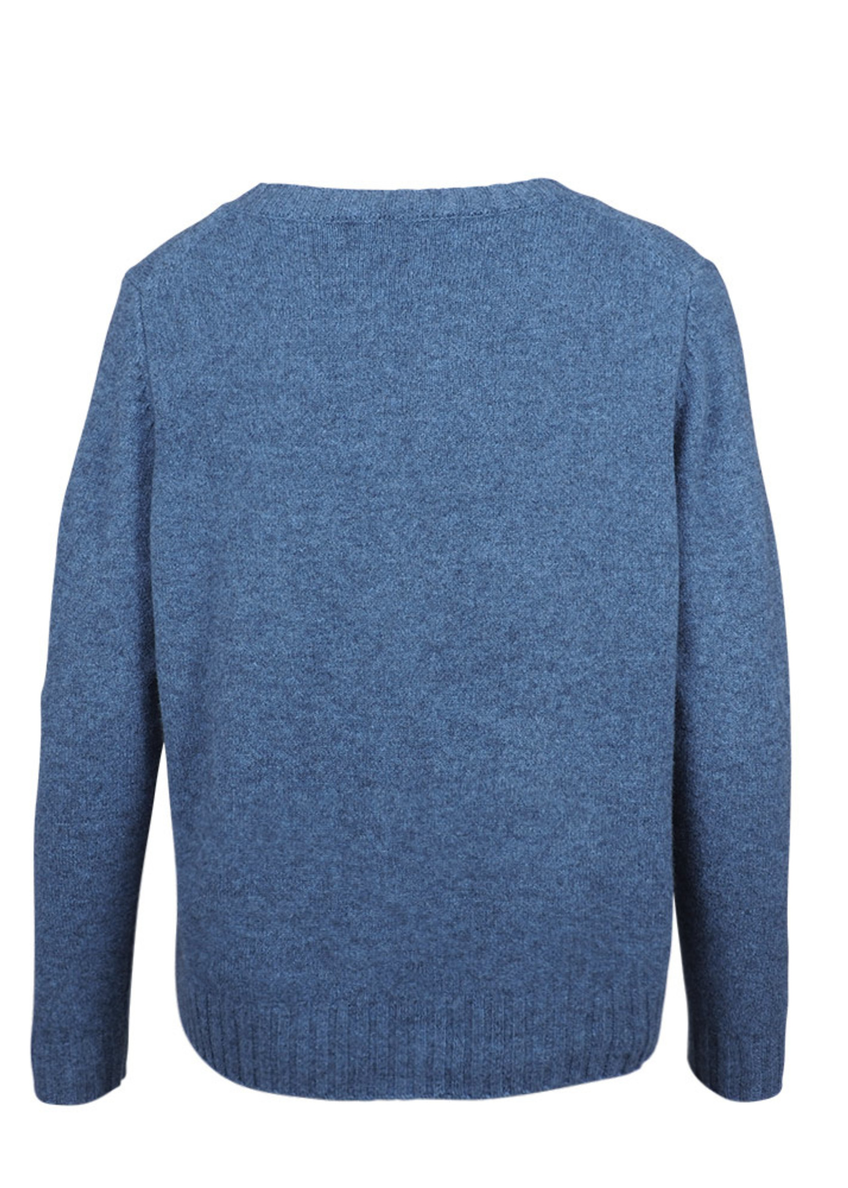 Mansted Mansted Yak Wool Crew Neck Sweater