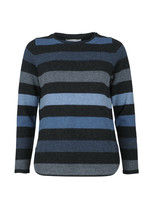 Mansted Lambswool Striped Pullover