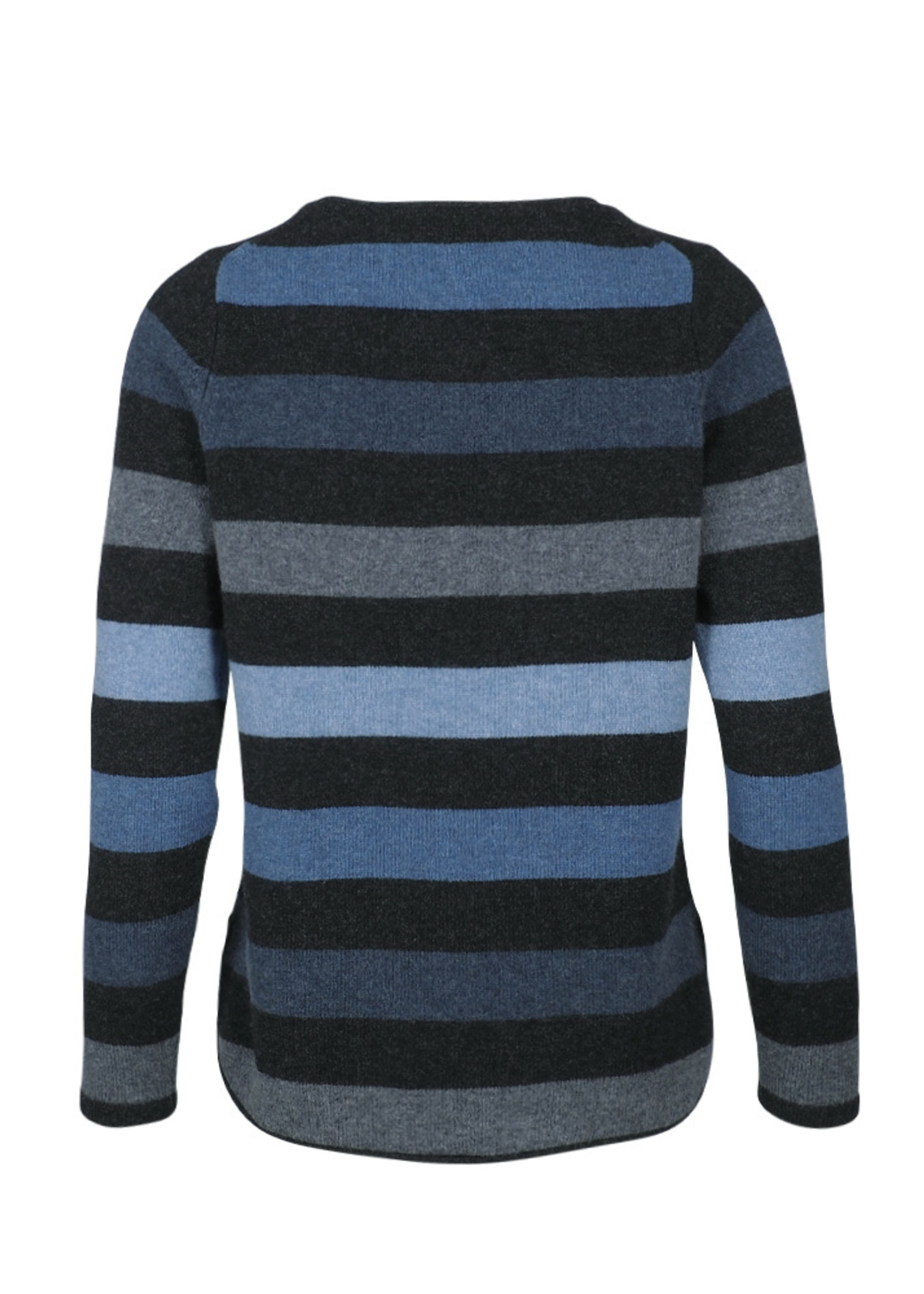 Mansted Mansted Lambswool Striped Pullover