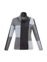 Marble Three Tone Sweater