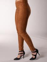 Carreli Jeans 5 Pocket Suede Pant