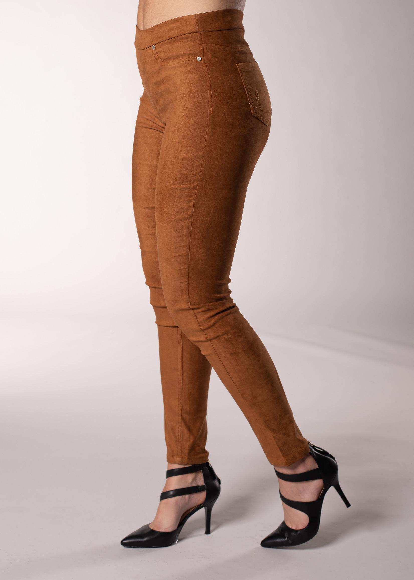 Carreli Jeans Carreli Jeans 5 Pocket Suede Pant