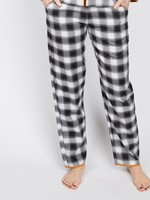 Cyberjammies Annie Brushed Check Pyjama Pants