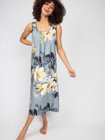 Cyberjammies Rachel Floral Printed Long  Nightdress