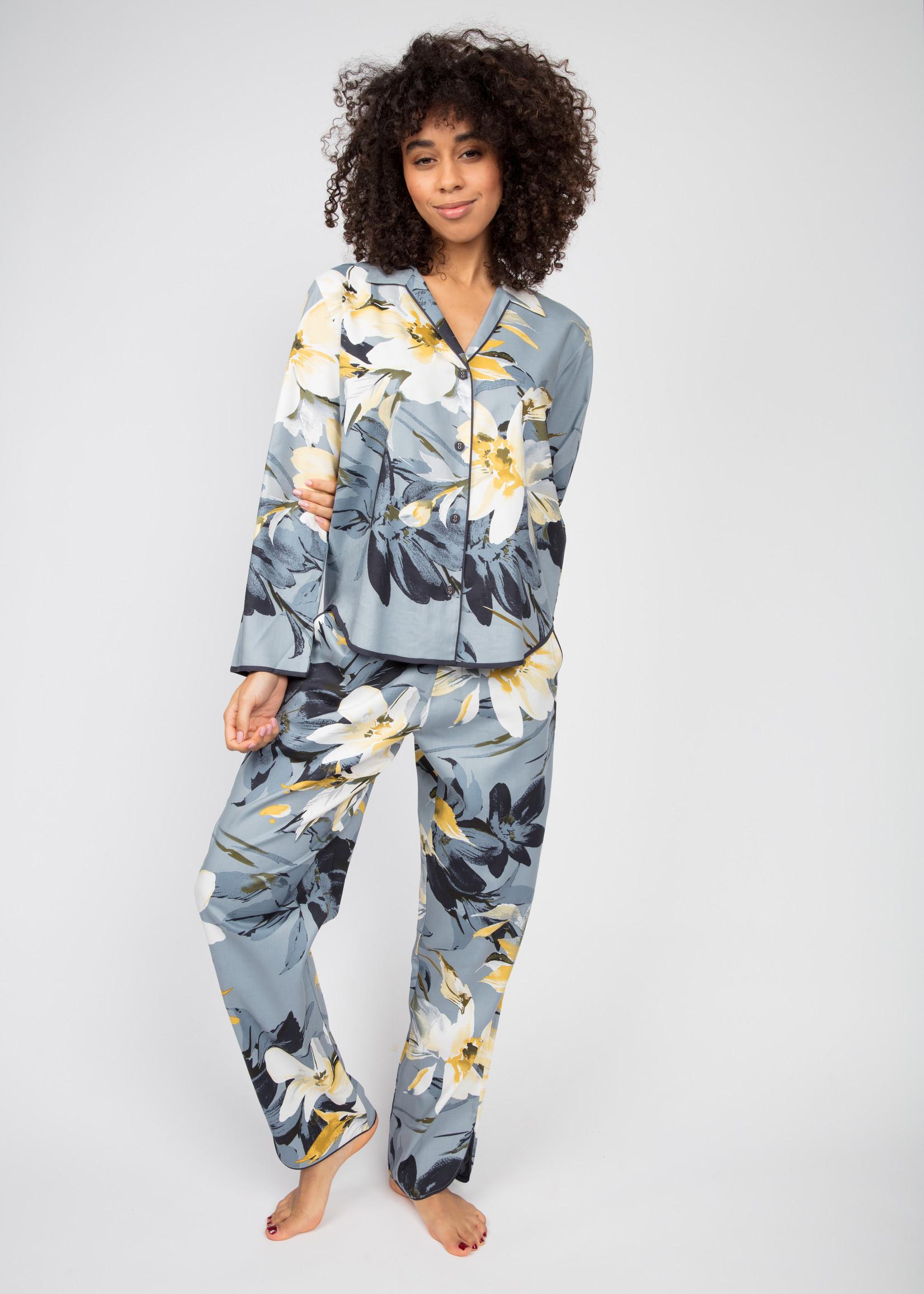 Cyberjammies Cyberjammies Rachel Flor Print Pyjama Top