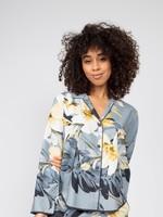 Cyberjammies Rachel Floral Print Pyjama Top