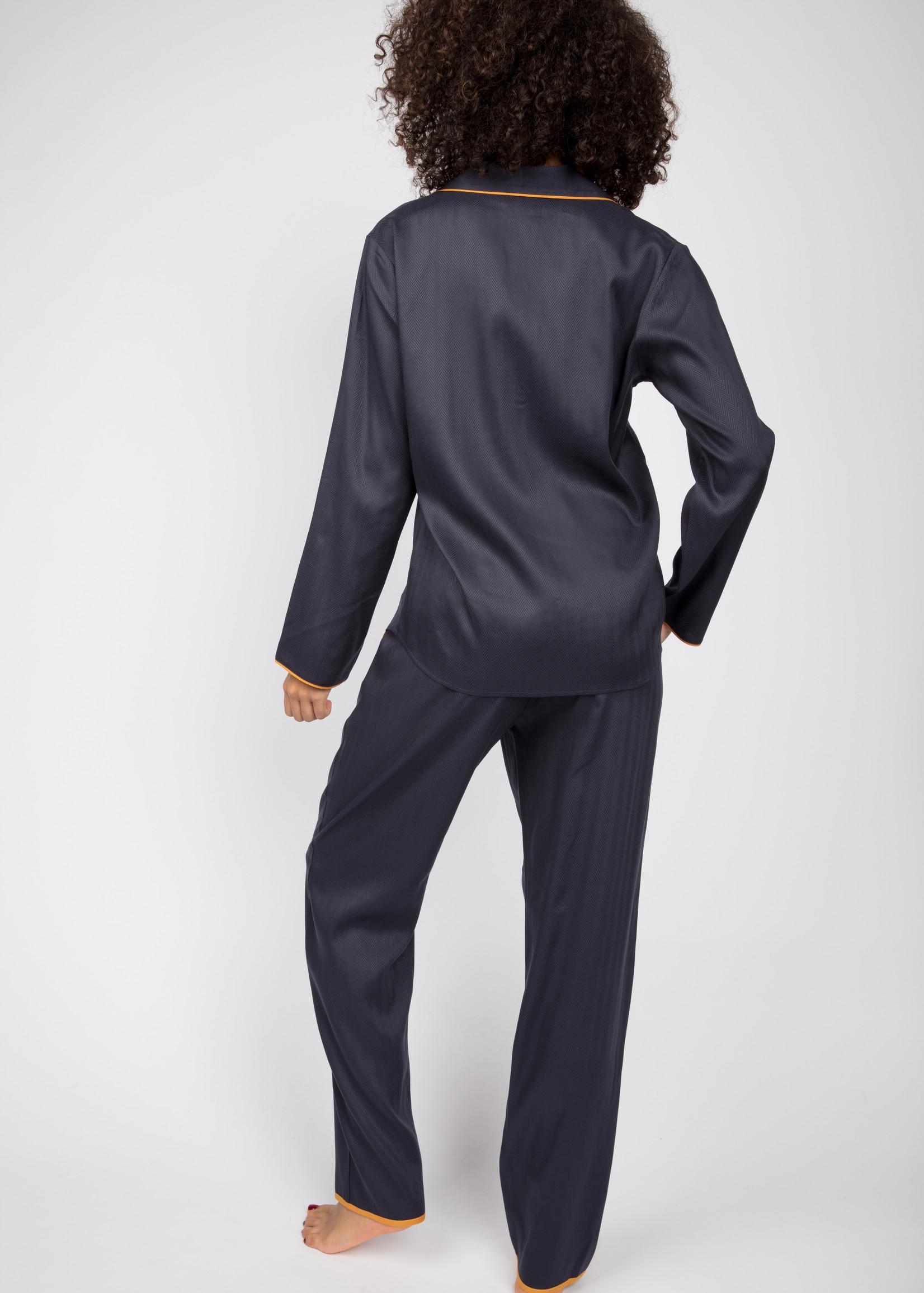 Cyberjammies Cyberjammies Rachel Herringbone Pyjama Pamts