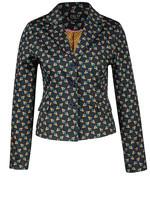 Zilch Cotton Patterned Blazer