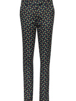 Zilch Printed Cotton Pants