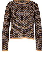 Zilch Wool Honeycomb Pullover Sweater