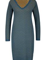 Zilch V-Neck Knit Dress
