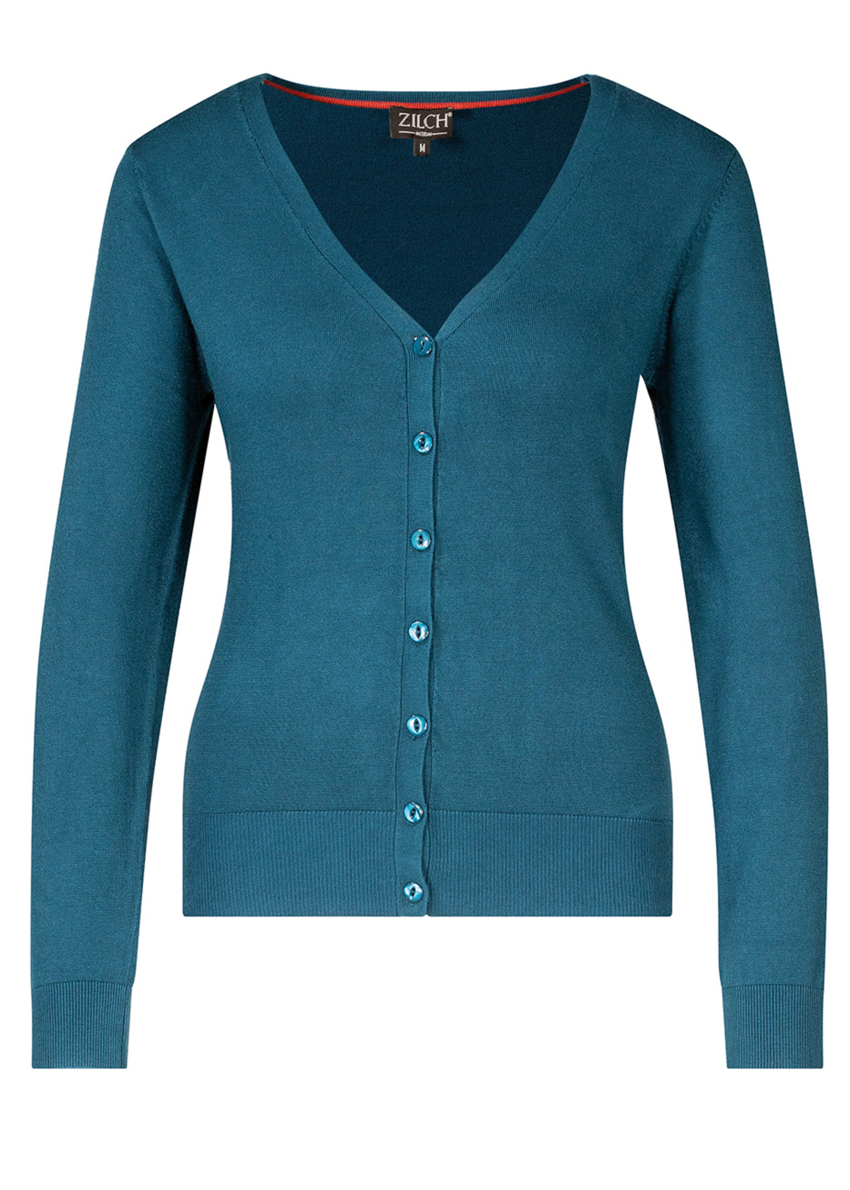 Zilch Zilch Bamboo Vneck Short Cardigan