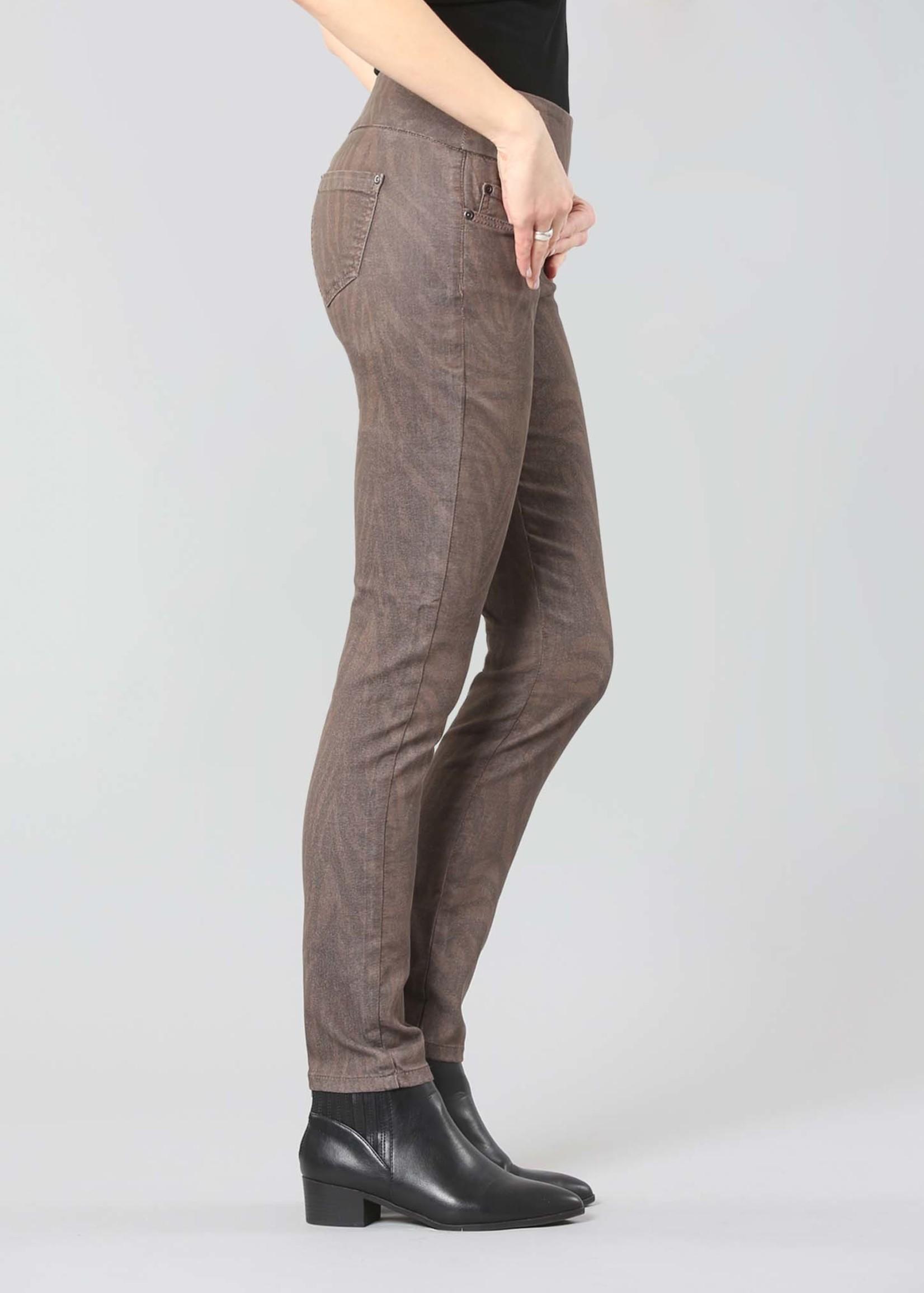 Lisette L Lisette L Mozamba Print Slim Leg Pant
