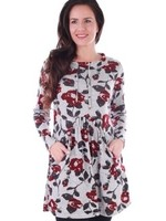 Soft Touch Floral Dress