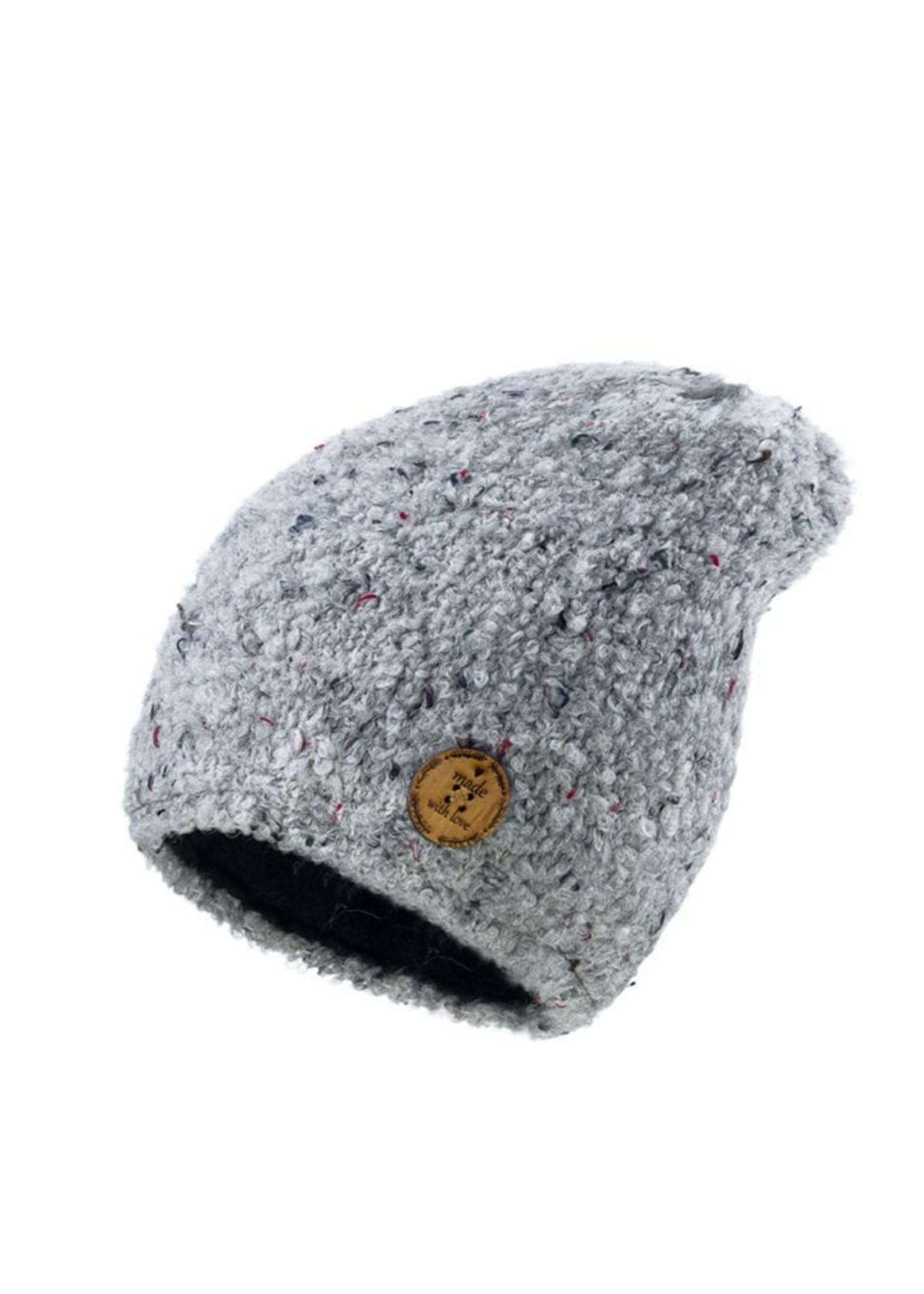 Woolk Lined toque w/ Button