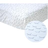 bla bla bla bla fitted crib sheet