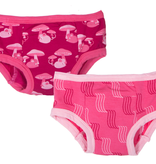 KicKee Pants kickee pants girl training pants set