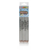 mod mama unicorn holographic pencils