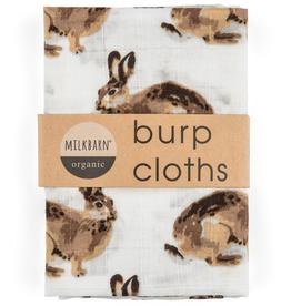 milkbarn LLC milkbarn organic burp cloths