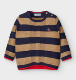 Mayoral mayoral striped sweater - P-60068