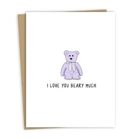 rockdoodles (faire) beary love card