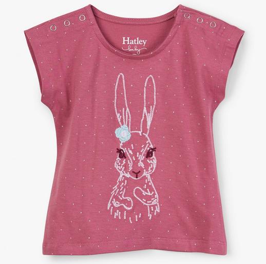 Hatley hatley bunny tee