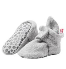 Zutano zutano fleece gripper booties
