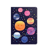 ooly jot it notebook - planet