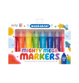 ooly mighty mega markers, set of 8