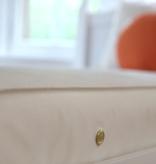 Naturepedic naturepedic organic cotton 2 in 1 ultra twin mattress