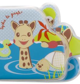 Calisson sophie the giraffe bath book