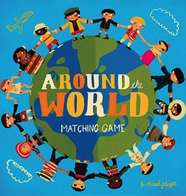 hachette around the world matching game