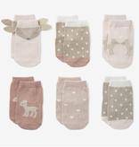 elegant baby box of socks
