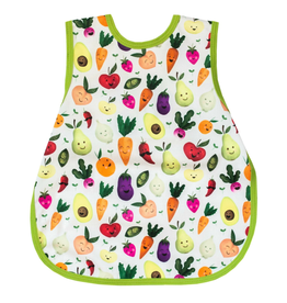 bapron baby (faire) bapron (bib/apron)